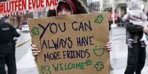 Medeni! Avrupa'nın salgınla mücadelesi