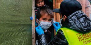 Mülteci kamplarında koronavirüs tehdidi