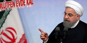 Ruhani'den ABD'ye: Özür dilemek için tarihi bir fırsat oluştu