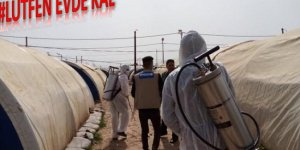 Göçmen ve mülteci kamplarında Kovid-19 tehlikesi