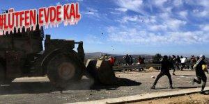Kudüs ve Kalkilya'da çatışmalar