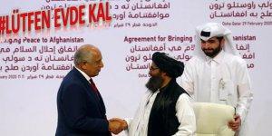 Taliban: ABD Anlaşmayı ihlal etti