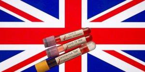 İngiltere'de son 24 saatte koronavirüs nedeniyle 439 kişi hayatını kaybetti