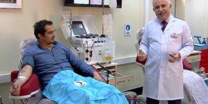 Kızılay Genel Başkanı Kınık: Günde 750 bağışçıdan plazma alabilecek kapasitedeyiz