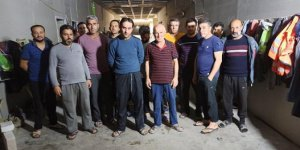 63 İşçi Bağdat'ta Mahsur Kaldı-VİDEO