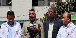 Gazze'de Hastanelerde Malzeme Bitti
