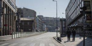 Sokağa çıkma yasağını ihlal eden 2 bin 756 kişiye işlem yapıldı