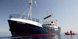 Alan Kurdi gemisindeki göçmenler için kritik zaman
