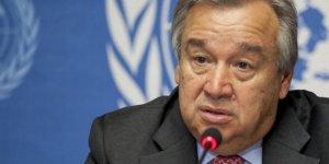 Guterres: Aşı geliştirmek için küresel koalisyona ihtiyaç var
