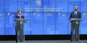 AB 540 milyar Euro'luk yardım paketini onayladı