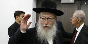 Terör Rejimi İsrail'in Sağlık Bakanı istifa etti