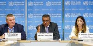 DSÖ: Salgınla ilgili uyarılarımızı dinleyen ülkeler daha iyi durumda