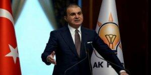 Çelik: Ankara Barosu'nun açıklaması faşist zihniyetin ürünüdür