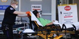 ABD'de 1 günde 3112 kişi koronavirüsten öldü
