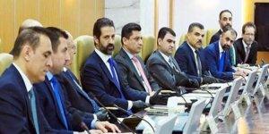 Kürdistan Bölgesi heyeti Bağdat'ta çözüm arıyor