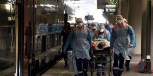 Fransa'da salgın nedeniyle ölenlerin sayısı 24 bine ulaştı
