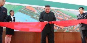 Öldü denilen Kim Jong-un fabrika açılışında görüldü