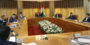 Kürdistan Bölgesi hükümeti: İki idareye karşıyız