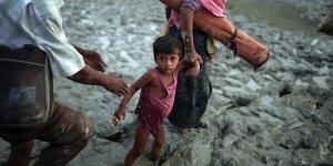 BM: 2019'da 19 milyon çocuk yaşadığı ülkede yerinden edildi