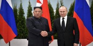 Putin'den Kuzey Kore lideri Kim'e madalya
