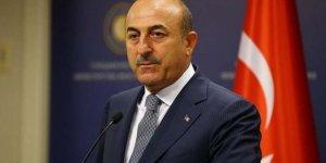 Çavuşoğlu: Vakit uluslararası dayanışma vakti