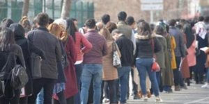 TÜİK: İşsizlik oranı şubatta azaldı
