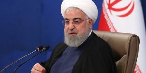 Ruhani ABD ve Suudi Arabistan'ı hedef aldı