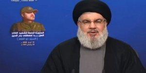Nasrallah: Arap Baharı Tehlikeli Amaçlar İçin Kullanıldı