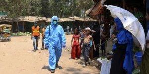 Dünyanın en büyük mülteci kampında virüs korkusu
