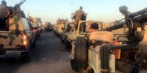 Irak Ordusu IŞİD'e karşı operasyonu başlattı