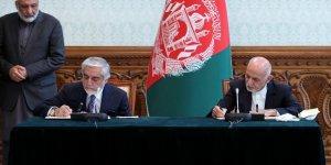 Afganistan'da aylar süren seçim anlaşmazlığı çözüldü