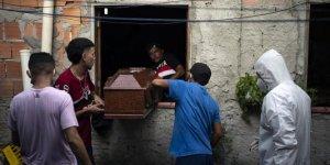 Brezilya'da koronavirüsten ölenlerin sayısı 18 bine yaklaştı