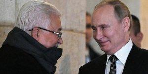 Abbas'tan Putin'e 'Filistin konferansı' talebi