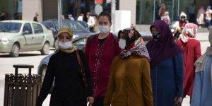 Maskesiz sokağa çıkmanın yasak olduğu il sayısı 32'ye yükseldi