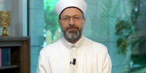 Diyanet İşleri başkanı Ali Erbaş'tan bayram namazı açıklaması