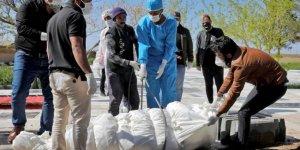 İran'da ölüm ve vakalarda artış