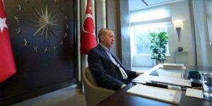 Cumhurbaşkanı Erdoğan: Türkiye salgını başarıyla yönetmiş ve sonuca yaklaşmıştır