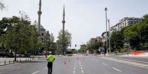 Sokağa çıkma kısıtlaması boyunca 47 bin 831 kişiye işlem yapıldı