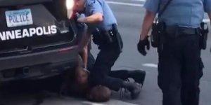 ABD'de Kan Donduran Cinayet Kamerada
