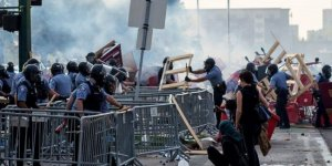 ABD'de İsyan Var