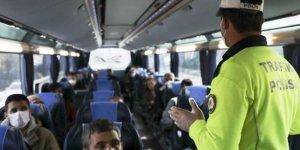 Otobüs yolculuğunun şartları belli oldu