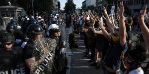 ABD'de Floyd'un ölümü üzerine başlayan protestolar devam ediyor