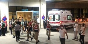 Siirt'te askeri araç devrildi:2 Asker hayatını kaybetti, 7 asker yaralandı