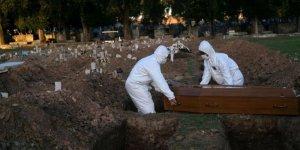 Brezilya ve Meksika'da Covid-19'dan ölenlerin sayısı yükseliyor