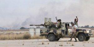 Libya ordusu iki bölgede daha kontrolü sağladı