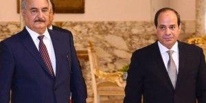 Sisi'den Libya ile ilgili yeni ateşkes girişimi
