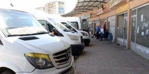 Diyarbakır'da 10 şoförde Covid-19 çıktı, her yerde yolcuları aranıyor
