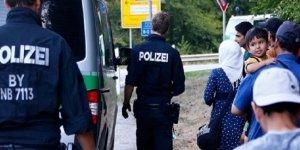 Almanya sığınmacıları sınır dışı etmeye başlıyor