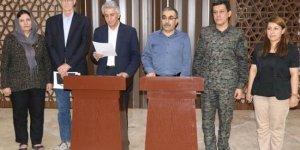 ENKS ile PYNK'den ortak açıklama: Anlaşma Kürt birliğinin ilk tarihi adımı olmuştur
