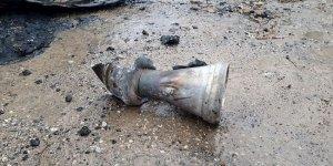 Bağdat'a katyuşa füzeleri düştü!